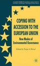 Coping With Accession To The European Union - Borzel, Tanja A. (EDT) - ISBN: 9780230575516