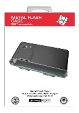 Metal flash case dark grey NDSi (Gameron) - ISBN: 3700441284805
