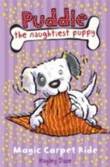 Puddle the Naughtiest Puppy, Puddle the Naughtiest Puppy: Magic Carpet Ride - ISBN: 9781409303268