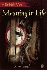 Meaning In Life - Sarvananda, S. - ISBN: 9781899579877