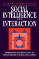 Social Intelligence And Interaction - ISBN: 9780521453295