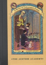 Austere Academy - Snicket, Lemony - ISBN: 9780064408639