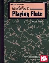 Introduction To Playing Flute - Maroni, Joe - ISBN: 9780786643608