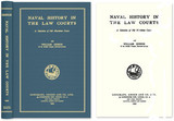 Naval History In The Law Courts - Senior, William - ISBN: 9781584779414