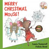 Merry Christmas, Mouse! - Numeroff, Laura - ISBN: 9780061344992