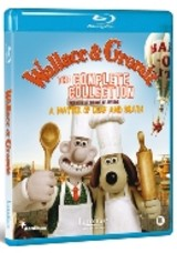 Wallace & Gromit - The complete collection - ISBN: 5425019003999