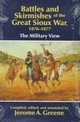 Battles And Skirmishes Of The Great Sioux War, 1876-1877 - Greene, Jerome A. - ISBN: 9780806126692