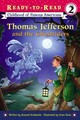 Thomas Jefferson And The Ghostriders - Goldsmith, Howard/ Rose, Drew (ILT) - ISBN: 9781416926924