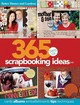 365 Days Of Scrapbooking Ideas - Better Homes and Gardens Books (COR) - ISBN: 9780470591307