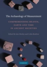 Archaeology Of Measurement - ISBN: 9780521119900