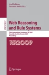Web Reasoning And Rule Systems - Polleres, Axel (EDT)/ Swift, Terrance (EDT) - ISBN: 9783642050817