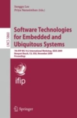 Software Technologies For Embedded And Ubiquitous Systems - Lee, Sunggu (EDT)/ Narasimhan, Priya (EDT) - ISBN: 9783642102646