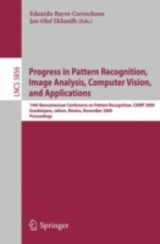 Progress In Pattern Recognition, Image Analysis, Computer Vision, And Applications - Bayro-corrochano, Eduardo Jose (EDT)/ Eklundh, Jan-Olof (EDT) - ISBN: 9783642102677