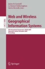 Web And Wireless Geographical Information Systems - Carswell, James D. (EDT)/ Fotheringham, A. Stewart (EDT)/ McArdle, Gavin (EDT) - ISBN: 9783642106002