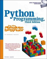 Python Programming For The Absolute Beginner, Third Edition - Dawson, Michael (ucla) - ISBN: 9781435455009