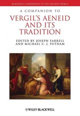 Companion To Vergil's Aeneid And Its Tradition - ISBN: 9781405175777