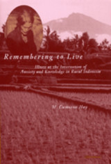 Remembering To Live - Hay, M.cameron - ISBN: 9780472067855