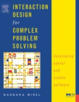 Interactive Technologies, Interaction Design for Complex Problem Solving - Mirel, Barbara - ISBN: 9780080508955