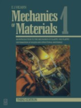 Mechanics of Materials Volume 1 - Hearn, E.j. - ISBN: 9780080523996