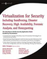 Virtualization for Security - Hoopes, John - ISBN: 9780080879352