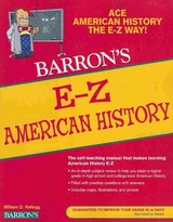 E-z American History - Kellogg, William O. - ISBN: 9780764142581