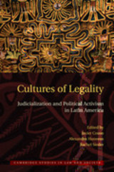 Cultures Of Legality - ISBN: 9780521767231