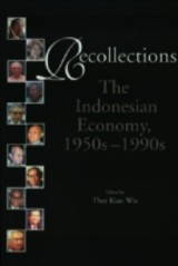 Recollections - Thee Kian Wie - ISBN: 9789812301741