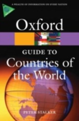 Guide To Countries Of The World - Stalker, Peter - ISBN: 9780199580729