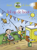 Lol op de boot - ISBN: 9789044727203