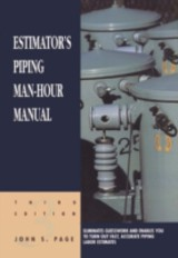 Estimator's Electrical Man-Hour Manual - Page, John S. - ISBN: 9780080505961
