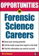 Opportunities In Forensic Science - Camenson, Blythe - ISBN: 9780071545334