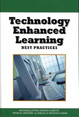 Technology Enhanced Learning - Lytras, Miltiadis D. (EDT)/ Gasevic, Dragan (EDT)/ Pablos, Patricia Ordonez De (EDT)/ Huang, Weihong (EDT) - ISBN: 9781599046006