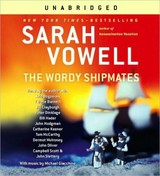 The Wordy Shipmates - VOWELL, SARAH - ISBN: 9780743578196