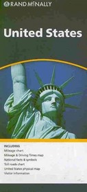 Rand Mcnally United States - Rand Mcnally (COR) - ISBN: 9780528881282