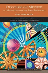 Discourse On Method And Meditations On The First Philosophy - Descartes, Rene/ Veitch, John (TRN)/ Meyer, E. Nicole (INT) - ISBN: 9780760756027