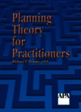 Planning Theory For Practitioners - Brooks, Michael P. - ISBN: 9781884829598