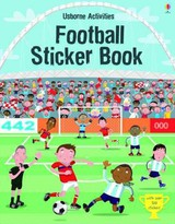Football Sticker Book - ISBN: 9781409510277