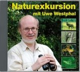 Naturexkursion, 1 Audio-CD - Westphal, Uwe - ISBN: 9783938147153