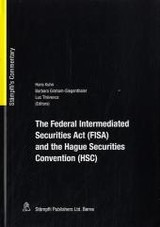 Federal Act on Intermediated Securities (FISA) and the Hague Securities Convention (HSC) - ISBN: 9783727225574