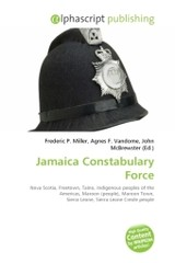 Jamaica Constabulary Force - ISBN: 9786130790899