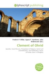 Clement of Ohrid - ISBN: 9786130791209
