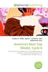 America's Next Top Model, Cycle 6 - ISBN: 9786130797874