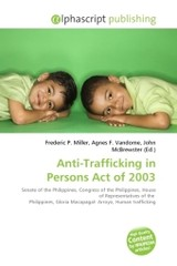 Anti-Trafficking in Persons Act of 2003 - ISBN: 9786130801007