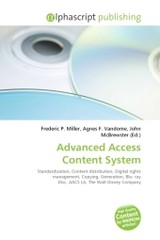 Advanced Access Content System - ISBN: 9786130774035