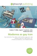 Madonna as gay icon - ISBN: 9786130790462