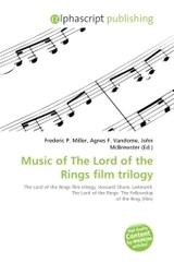 Music of The Lord of the Rings film trilogy - ISBN: 9786130794620