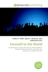Farewell to the World - ISBN: 9786130795443