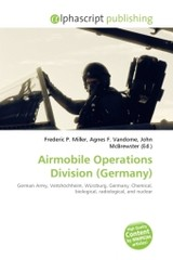 Airmobile Operations Division (Germany) - ISBN: 9786130798093