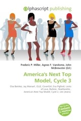 America's Next Top Model, Cycle 3 - ISBN: 9786130798598