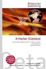 X-Factor (Comics) - ISBN: 9786130535964